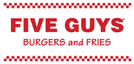 Five Guys Burger & Fries Eugen Logo